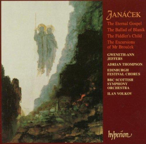 Janacek: The Eternal Gospel by HYPERION