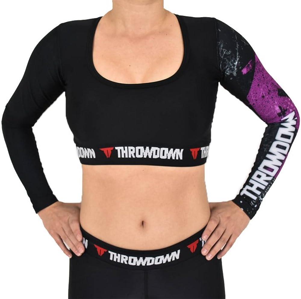 Throwdown Womens Combat Training Top