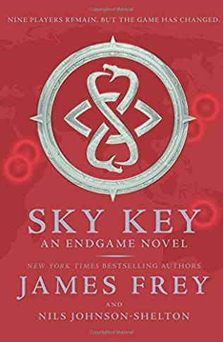 book cover of Sky Key