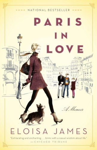 Paris in Love: A Memoir cover