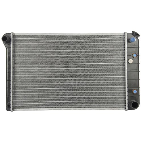 2 Complete Radiator for Multiple GM Model Cars and Trucks (1980 Chevrolet Camaro Radiator)