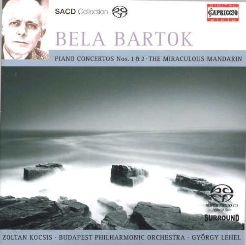 Bartok, B.: Piano Concertos Nos. 1 and 2 / The Miraculous Mandarin Suite