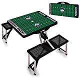 NCAA University of Connecticut Huskies Digital Print Picnic Table Sport, Black, One Size Review