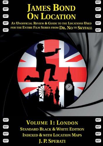 London Bond Street - James Bond on Location Volume 1: London