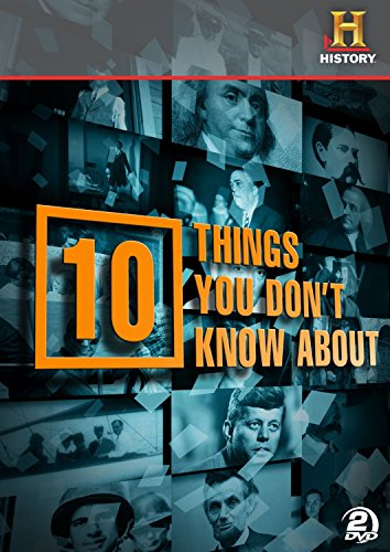 10 Things You Don\'t Know About (Amaray Case, Widescreen, 2PC)