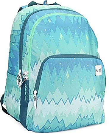 9ed3e90547 Wildcraft 35 Ltrs Green Casual Backpack (11736-Green)  Amazon.in  Bags