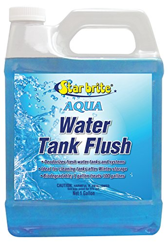 (Star brite Aqua Clean Water Tank Flush - 1 gal)