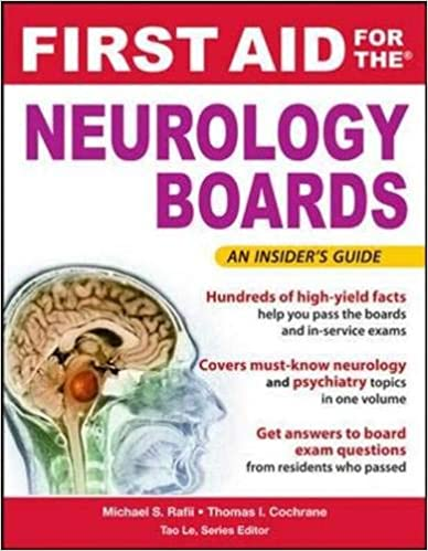 First Aid for the Neurology Boards (FIRST AID Specialty Boards