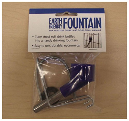 EARTH FRIENDLY RABBIT GUINEA PIG FERRET WATER FOUNTAIN! by Unbranded*