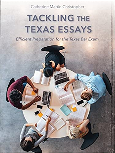 Tackling the Texas Essays: Efficient Preparation for the