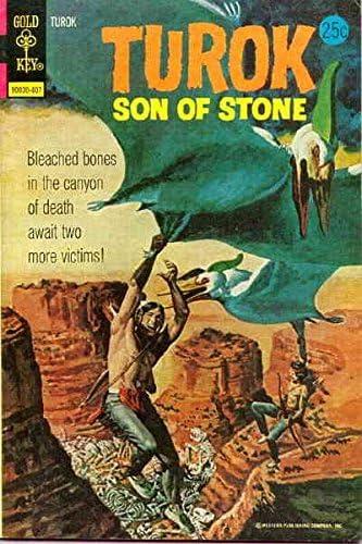 Amazon Com Turok Son Of Stone 91 Gd Gold Key Comic Book Entertainment Collectibles