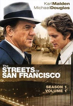 Amazon com: The Streets of San Francisco: Season 1, Vol  1