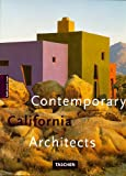 Contemporary California Architects (German, English and French Edition)