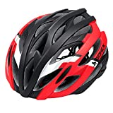 Cheap Gonex Wind Cross Road/Mountain Bike Helmet, Bicycle Adult Helmet(Black+Red)