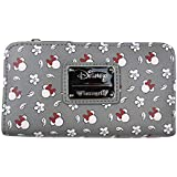 9509d695d28 Loungefly x Disney Stitch and Scrump Floral Print Wallet  Amazon.co ...
