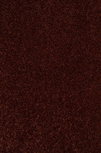 Decor Chocolate (Bright House Solid Color Area Rug, 24
