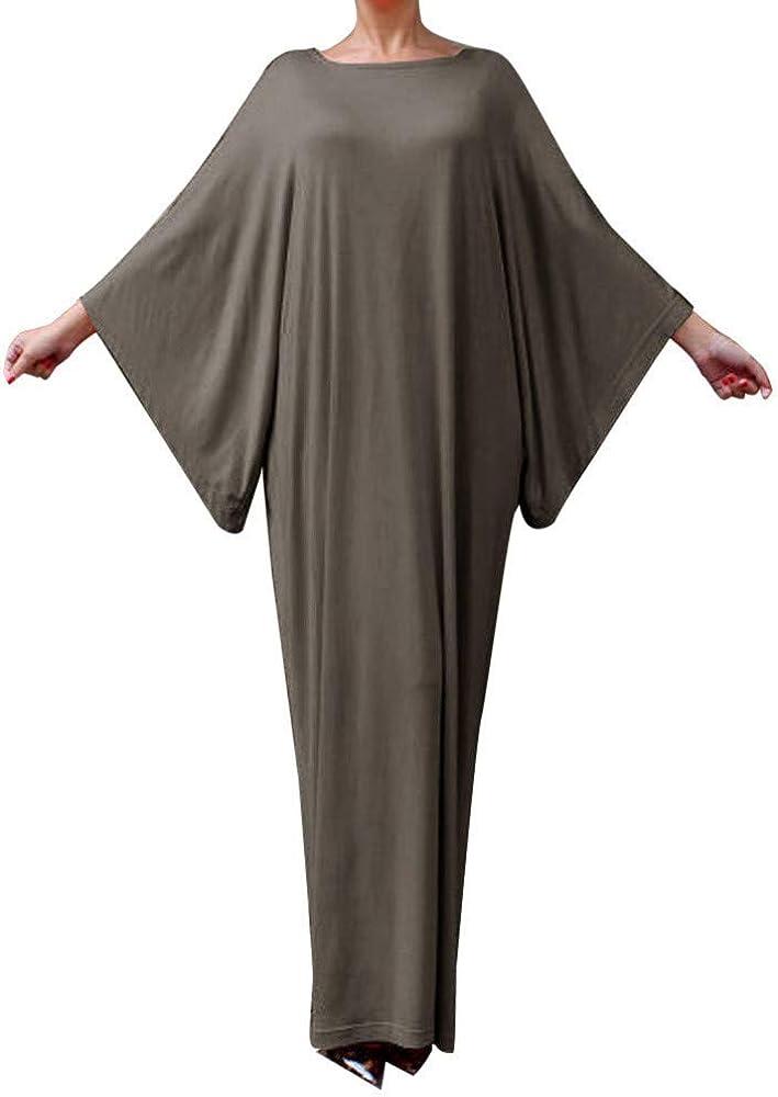 Vestidos Largos Verano Mujer Casual, Faldas con Volantes, Ropa ...