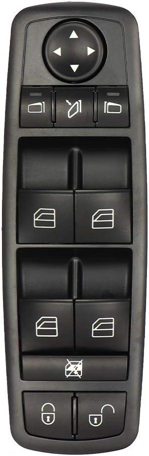 Issyzone Mercedes A Klasse A1698206710 Fensterschalter Fensterheber Schalter Für A Klasse W169 B Klasse W245 2006 2012 Schalter Panel 1698206710 Auto