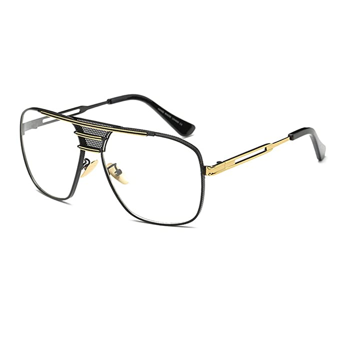 SHEEN KELLY Gafas de Sol de Moda estilo Pilot Marca Retro ...