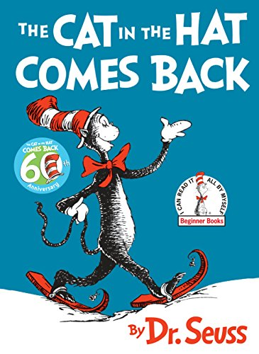 The Cat in the Hat Comes Back - Dr Hat Cat In Book Seuss The