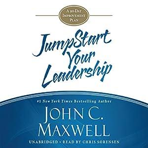 Jumpstart Your Leadership Audiobook