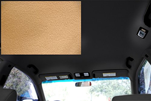 Heads Up Replacement Headliner Vans, Trucks & SUVs - Doe Skin