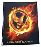 "The Hunger Games Movie - Notebook Lenticular Cover spiral notebook ""Mockingjay"""