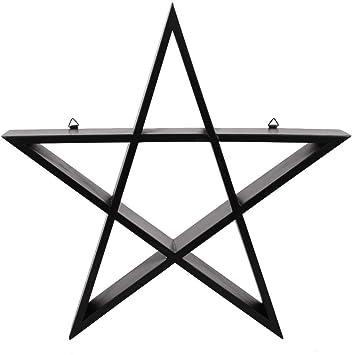 Imagen deEstante de arte de pared Pentagram
