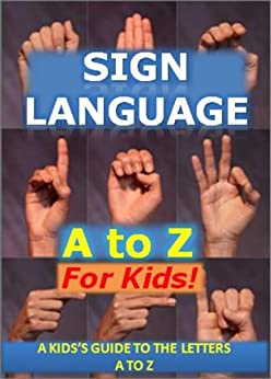 Easy childrens books to sign in asl