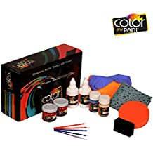 SKODA FABIA / SATIN GREY MET - F5X / COLOR AND PAINT TOUCH UP PAINT SYSTEM FOR PAINT CHIPS AND SCRATCHES / PLUS CARE