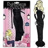 """Fashionette - Look """"Penelope""""- Vestido para las muñecas de 28-30cm tipo Barbie, Steffi, Princesas Disney y Pulipp"""
