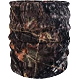 Hunting Camouflage Fleece Thick Scarf Snood Neck warmer Ski Hat Sport Face Mask
