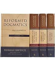 Reformed Dogmatics (4 vols.)