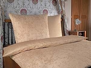 5142 Rosamunde Pilcher/300 ropa de cama de satén, 2 teilig 155 x 220 cm