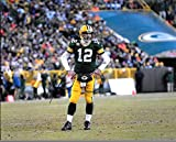 Aaron Rodgers Green Bay Packers Autographed Signed 8 x 10 Photo - COA - NM/MT - MT Condition!