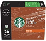 Starbucks Starbucks Pike Place Roast 24cnt K-Cup Packs, 24-Count, Pike Place, 24 Count