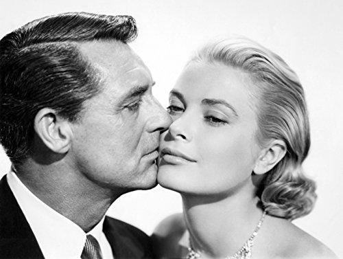 Cary Grant Grace Kelly To Catch A Thief Kiss Photo Hollywood Movie Star Photos 8x10