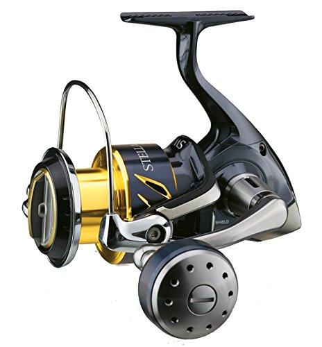 Shimano Stella 5000 SW B HG Saltwater Spinning Fishing Reel, STL5000SWBHG