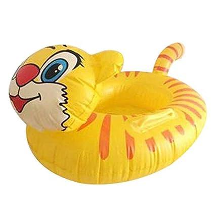 Amazon.com: Fantástico proveedor bebé inflable flotador ...
