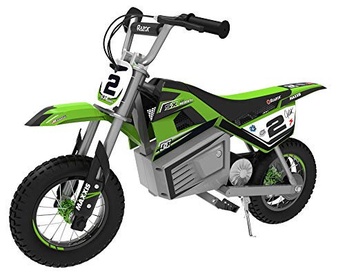 - Razor SX350 Dirt Rocket McGrath Electric Motocross - Green