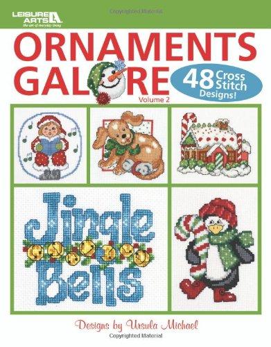 Ornaments Galore, Volume 2  (Leisure Arts #4817)