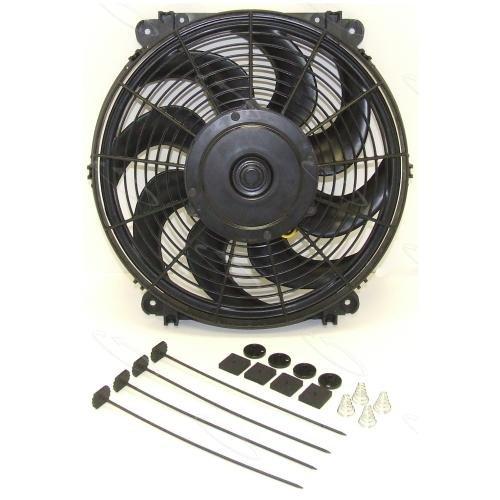 65 mustang electric fan - 5