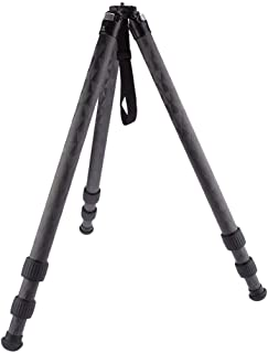 product image for Really Right Stuff TFC-33 Series 3 3-Leg Sections Mk2 Fixed Apex Carbon Fiber Tripod, Payload 85 lb, Max. Height 58.2""