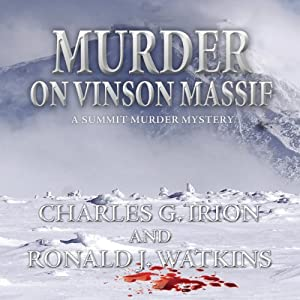 Murder on Vinson Massif Audiobook