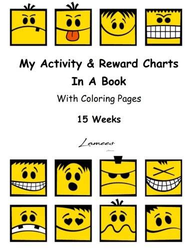 My Activity & Reward Charts In A Book With Coloring Pages (15 Weeks) pdf epub