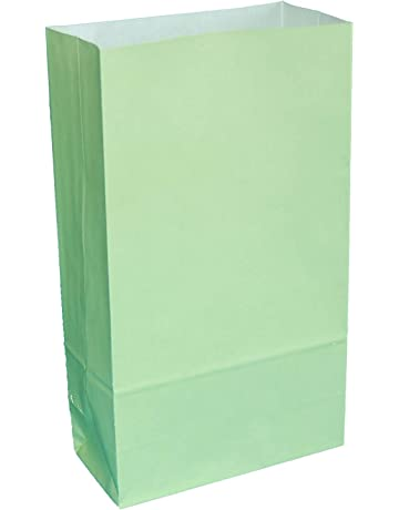 822a557feb Thepaperbagstore 15 (TM) PAPER PARTY BAGS - CHOOSE YOUR COLOUR