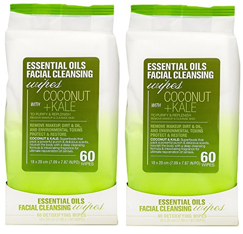 Essential Oils Coconut Facial Cleansing