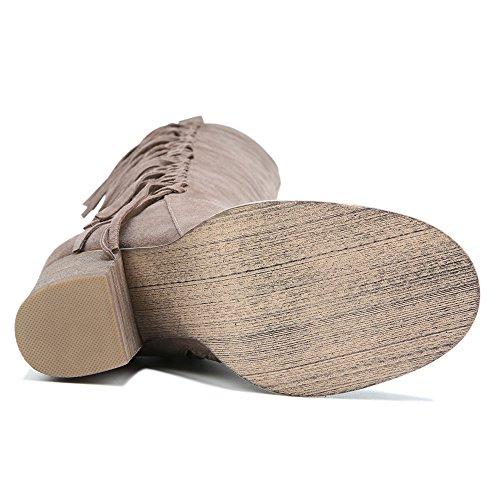 Carlos Par Carlos Santana Femmes Garrett Slouch Boot Biche En Cuir