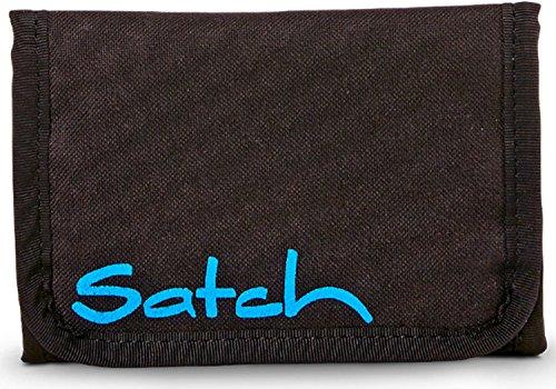 Satch Portemonnaie Black Bounce 801 schwarz