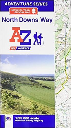 North Downs Way Atlas